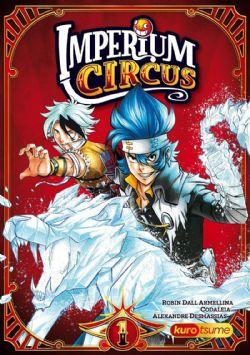 IMPERIUM CIRCUS -  LE CIQUE DU CHAPELIER (V.F.) 01