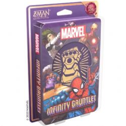INFINITY GAUNTLET -  A LOVE LETTER GAME (ANGLAIS)