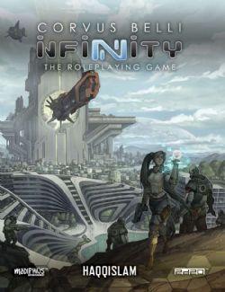 INFINITY RPG -  HAQQISLAM (ANGLAIS)
