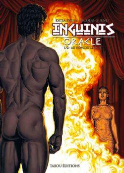 INGUINIS -  AU NOM DU CIRQUE -  ORACLE 01