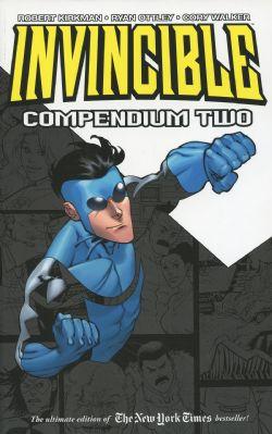INVINCIBLE -  COMPENDIUM TP 02
