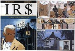 IR$ -  LIAISONS ROMAINES 09