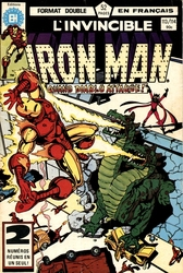 IRON MAN -  ÉDITION 1982 113/114