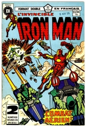 IRON MAN -  EDITION 1981 93/94