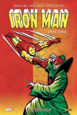 IRON MAN -  INTÉGRALE 1964-1966 (ÉDITION 2019)
