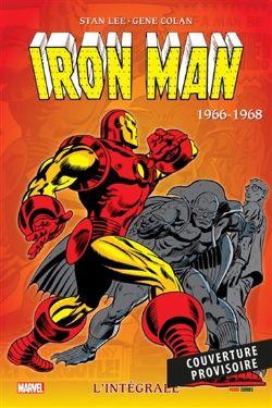 IRON MAN -  INTÉGRALE 1966-1968 (ÉDITION 2020)