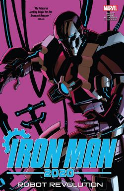 IRON MAN -  ROBOT REVOLUTION TP -  IRON MAN 2020