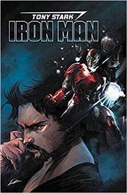 IRON MAN -  SELF MADE MAN TP -  TONY STARK IRON MAN 01
