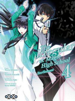 IRREGULAR AT MAGIC HIGH SCHOOL, THE -  (V.F.) -  ENRÔLEMENT 04