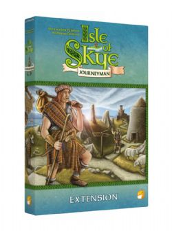 ISLE OF SKYE -  JOURNEYMAN (FRANÇAIS)