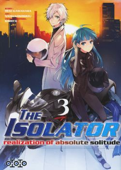 ISOLATOR, REALIZATION OF ABSOLUTE SOLITUDE, THE -  (V.F.) 03
