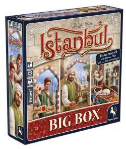 ISTANBUL -  BIG BOX (ANGLAIS)