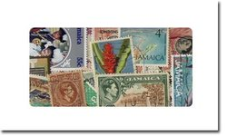 JAMAIQUE -  100 DIFFÉRENTS TIMBRES - JAMAIQUE