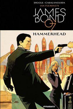 JAMES BOND -  HAMMERHEAD HC