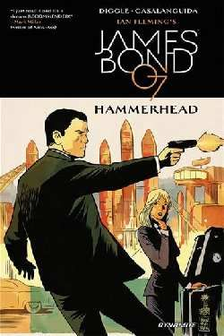 JAMES BOND -  HAMMERHEAD TP
