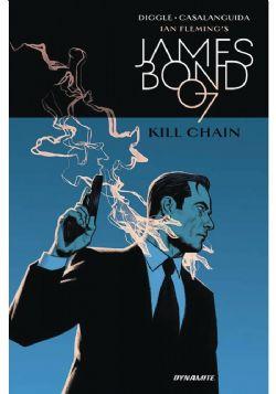 JAMES BOND -  KILL CHAIN HC