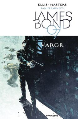 JAMES BOND -  VARGR TP 01