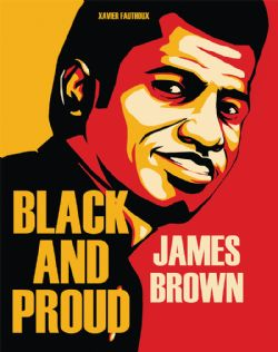 JAMES BROWN -  BLACK AND PROUD HC