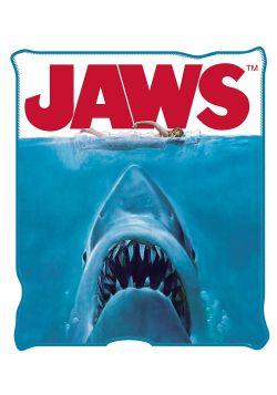 JAWS -  JAWS - JETÉE ULTRA DOUCE 127 CM X 152 CM