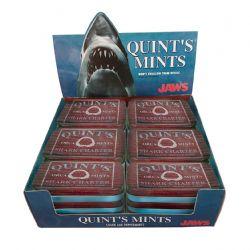 JAWS -  QUINT MINTS - MENTHE