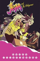 JEM AND THE HOLOGRAMS -  ENTER THE STINGERS TP 04