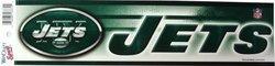 JETS DE NEW YORK -  AUTOCOLLANT DE PARE-CHOC