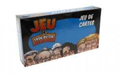 JEU DE TROU DU CUL CARICATURE (FRANÇAIS)