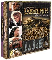 JIM HENSON'S LABYRINTH -  THE BOARD GAME (ANGLAIS)