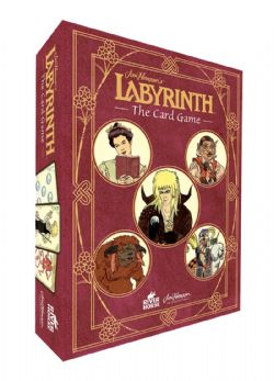 JIM HENSON'S LABYRINTH -  THE CARD GAME (ANGLAIS)