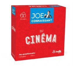 JOE CONNAISSANT -  QUIZ CINÉMA (FRANÇAIS)