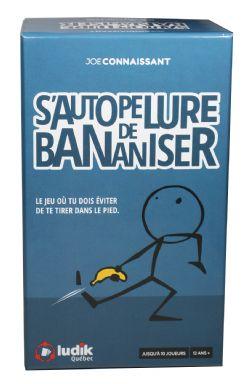 JOE CONNAISSANT -  S'AUTOPELURE DE BANANISER (FRANÇAIS)
