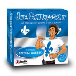 JOE CONNAISSANT -  SPÉCIAL QUÉBEC(FRANÇAIS)