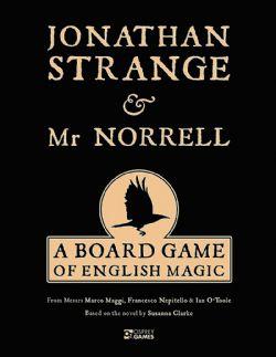 JONATHAN STRANGE & MR NORRELL -  JEU DE BASE (ANGLAIS)