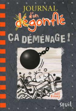 JOURNAL D'UN DÉGONFLÉ -  ÇA DÉMÉNAGE ! 14