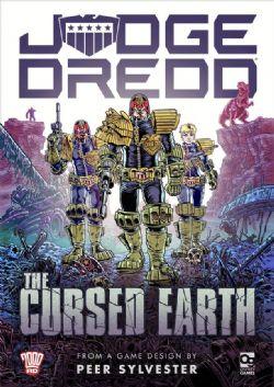 JUDGE DREDD -  THE CURSED EARTH (ANGLAIS)