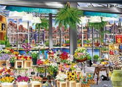 JUMBO -  AMSTERDAM FLOWER MARKET (1000 PIÈCES)