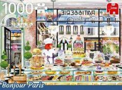 JUMBO -  BONJOUR PARIS (1000 PIÈCES)