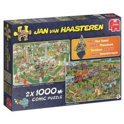 JUMBO -  FOOD FESTIVAL (2X1000 PIÈCES) -  JAN VAN HAASTEREN