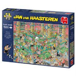 JUMBO -  JOUONS AU BILLARD ! (1500 PIÈCES) -  JAN VAN HAASTEREN