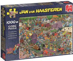 JUMBO -  LA PARADE DE FLEURS (1000 PIÈCES) -  JAN VAN HAASTEREN