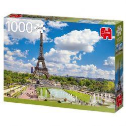 JUMBO -  LA TOUR EIFFEL EN ÉTÉ, PARIS (1000 PIÈCES)