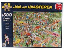 JUMBO -  MINI-GOLF (1500 PIÈCES) -  JAN VAN HAASTEREN