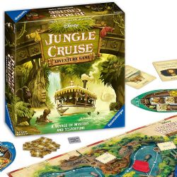 JUNGLE CRUISE -  JEU DE BASE (ANGLAIS)