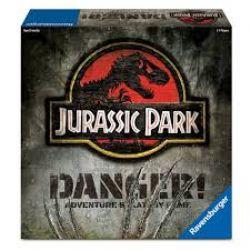JURASSIC PARK: DANGER! -  ADVENTURE STRATEGY GAME (ENGLISH)