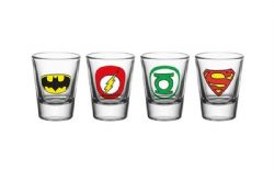 JUSTICE LEAGUE -  ENSEMBLE DE SHOOTER