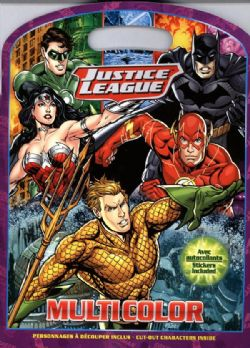 JUSTICE LEAGUE -  HEROES UNITED