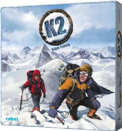 K2 (ANGLAIS)