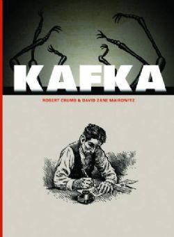 KAFKA -  LIVRE USAGÉ -KAFKA GN (ANGLAIS)