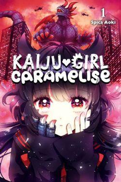 KAIJU GIRL CARAMELISE -  (V.A.) 01
