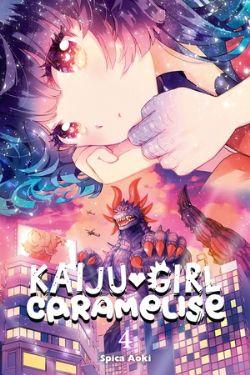 KAIJU GIRL CARAMELISE -  (V.A.) 04